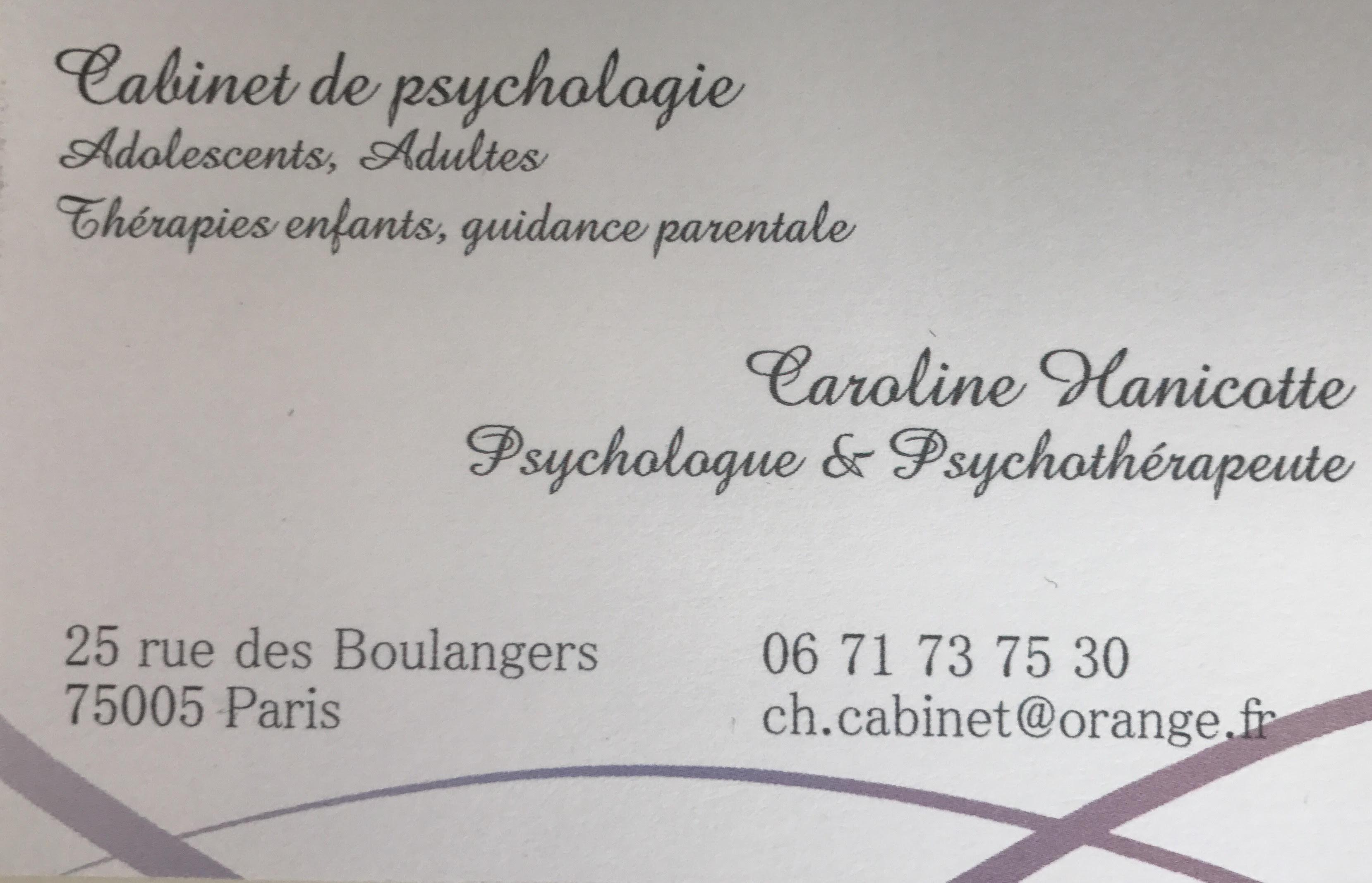Carte De Visite Psychologue GS47